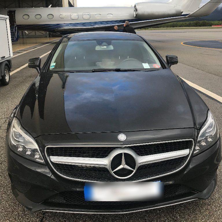 VTC La Ciotat: Mercedes