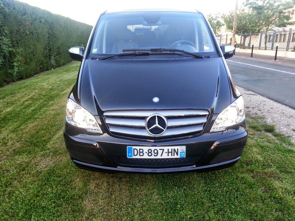 Taxi Le Mée-sur-Seine: Mercedes