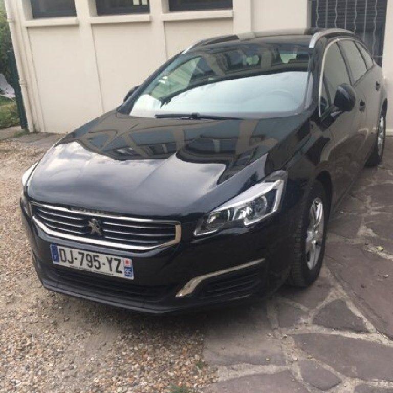 VTC Rosny-sous-Bois: Peugeot
