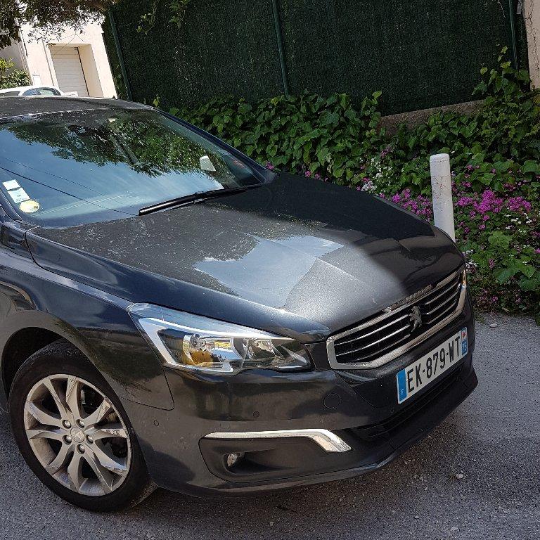 VTC Cuges-les-Pins: Peugeot