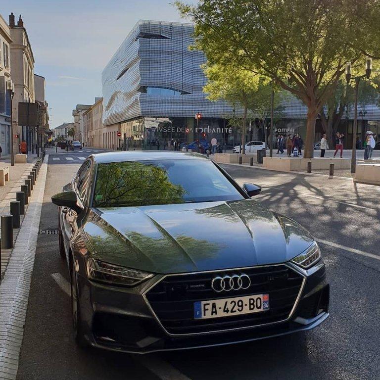 VTC Castelnau-le-Lez: Audi