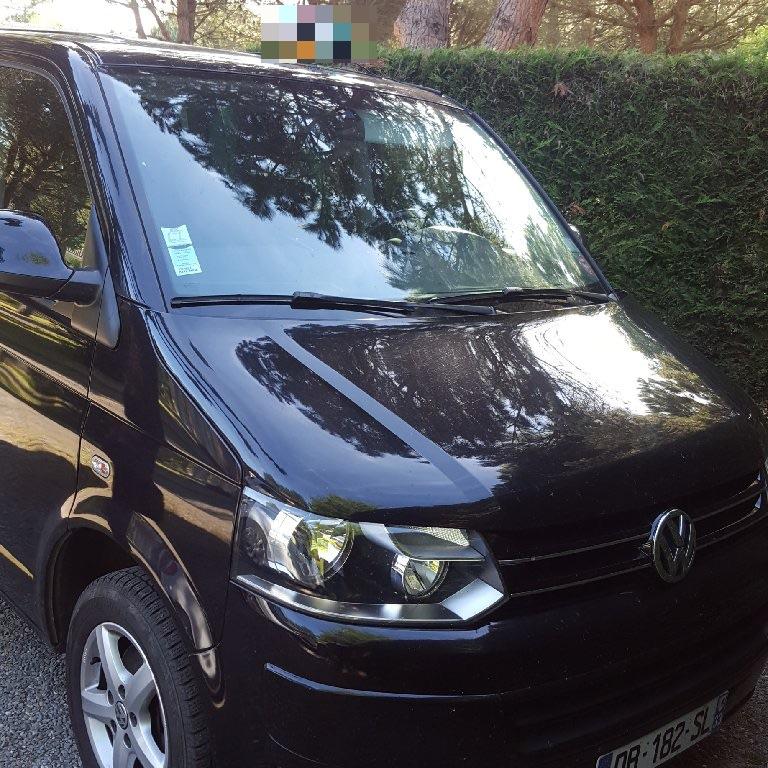 Taxi Mazères: Volkswagen