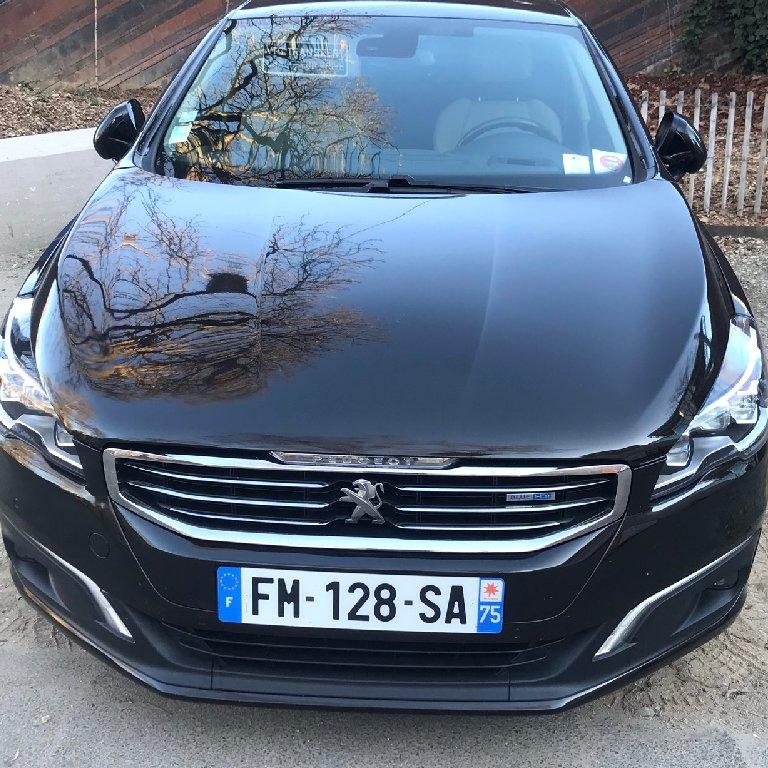 VTC Saint-Étienne: Peugeot