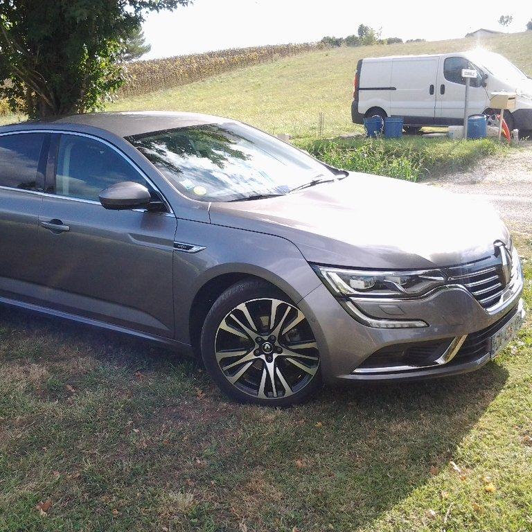 Taxi Lédat: Renault