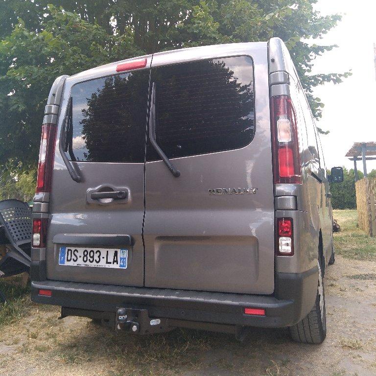 VTC Couddes: Renault