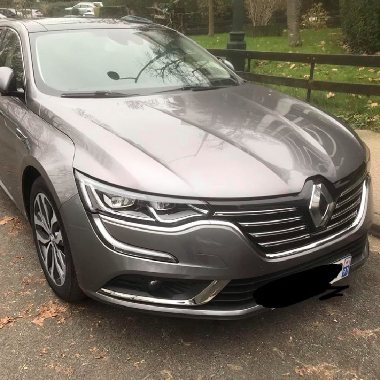 VTC Grigny: Renault