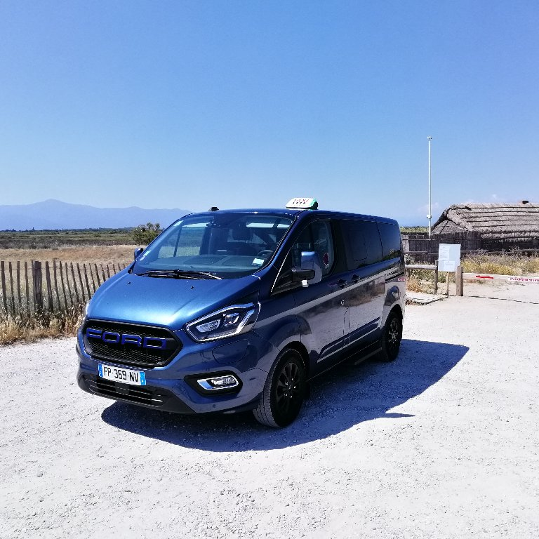 Taxi Canet-en-Roussillon: Ford