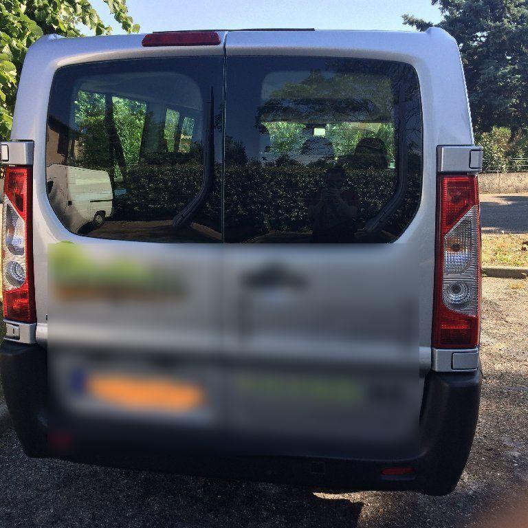 Taxi Taulignan: Peugeot
