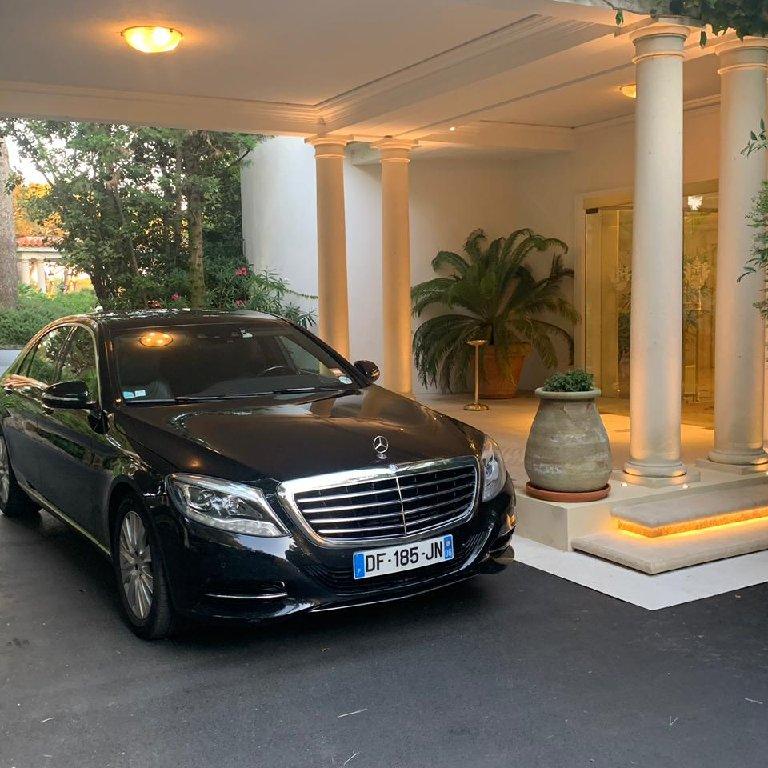 VTC Sainte-Maxime: Mercedes