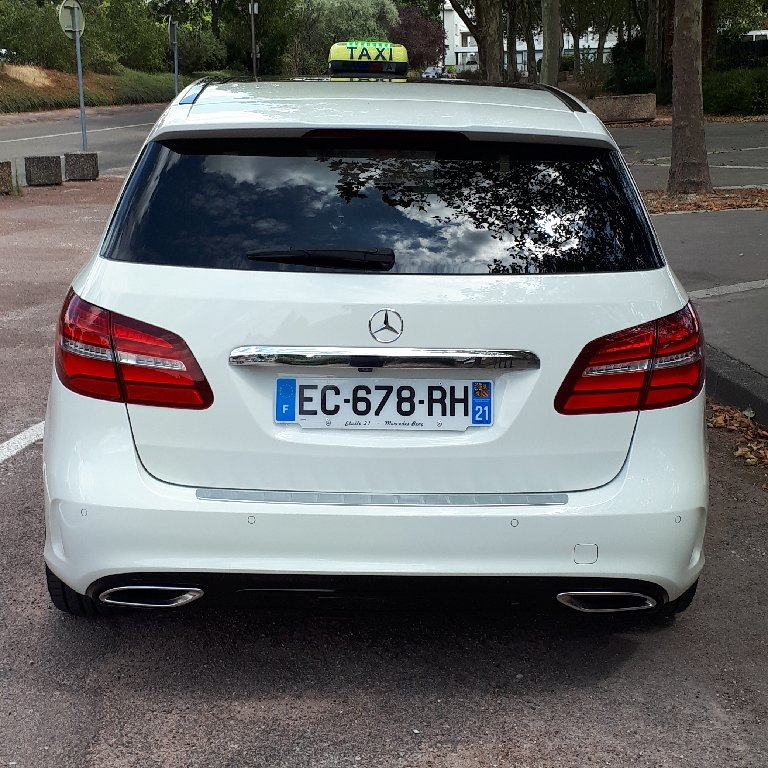 Taxi Dijon: Mercedes