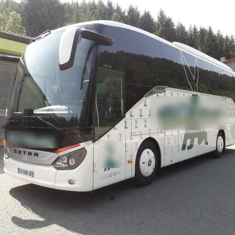 Coach provider Chambost-Allières: Setra