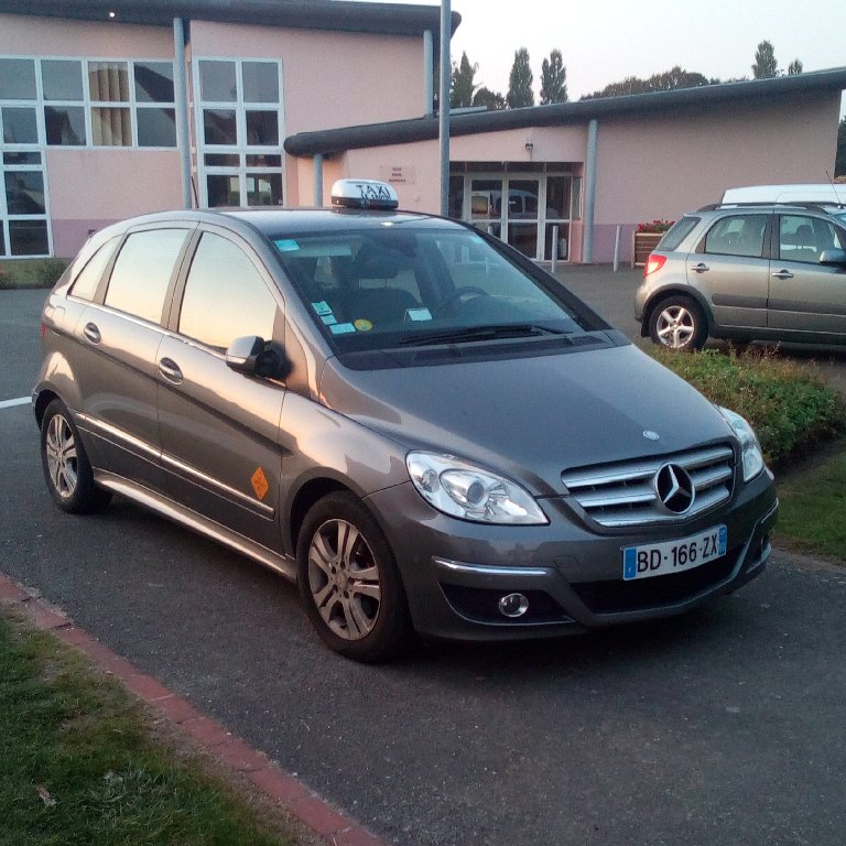 Taxi Le Crotoy: Mercedes