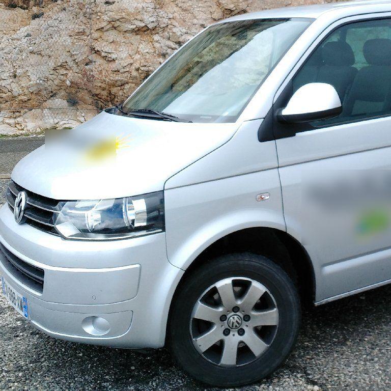 Taxi Montagnac-Montpezat: Volkswagen