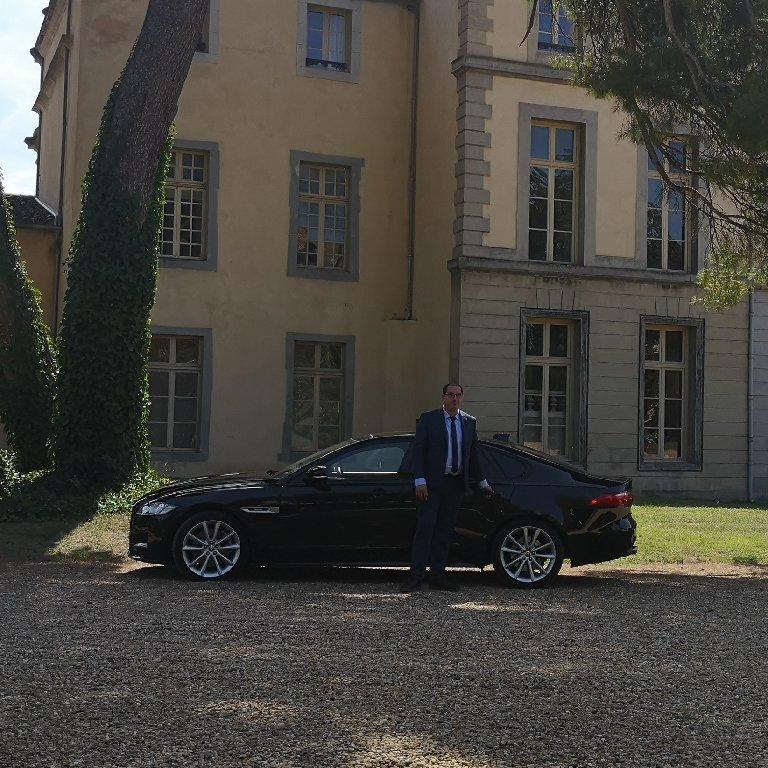 VTC Carcassonne: Jaguar