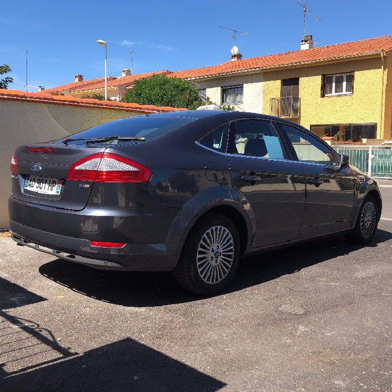 Taxi Ponteilla: Ford