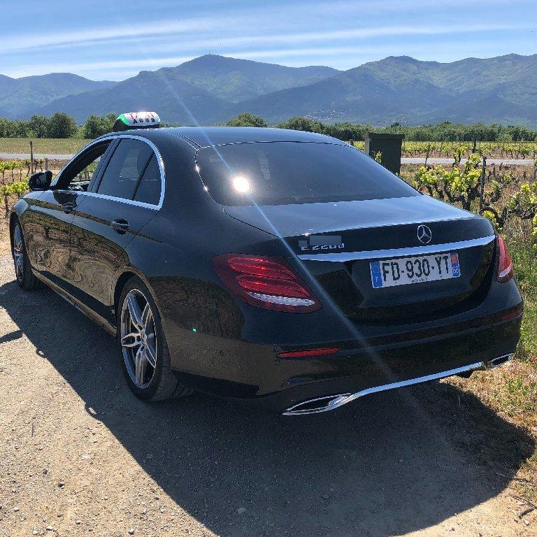 Taxi Ponteilla: Mercedes