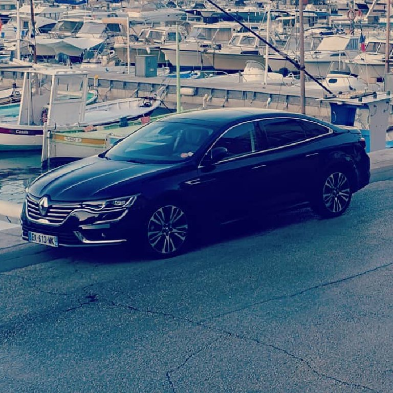 VTC Sausset-les-Pins: Renault