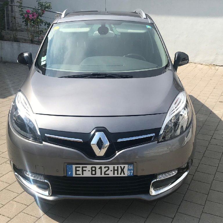 VTC Strasbourg: Renault
