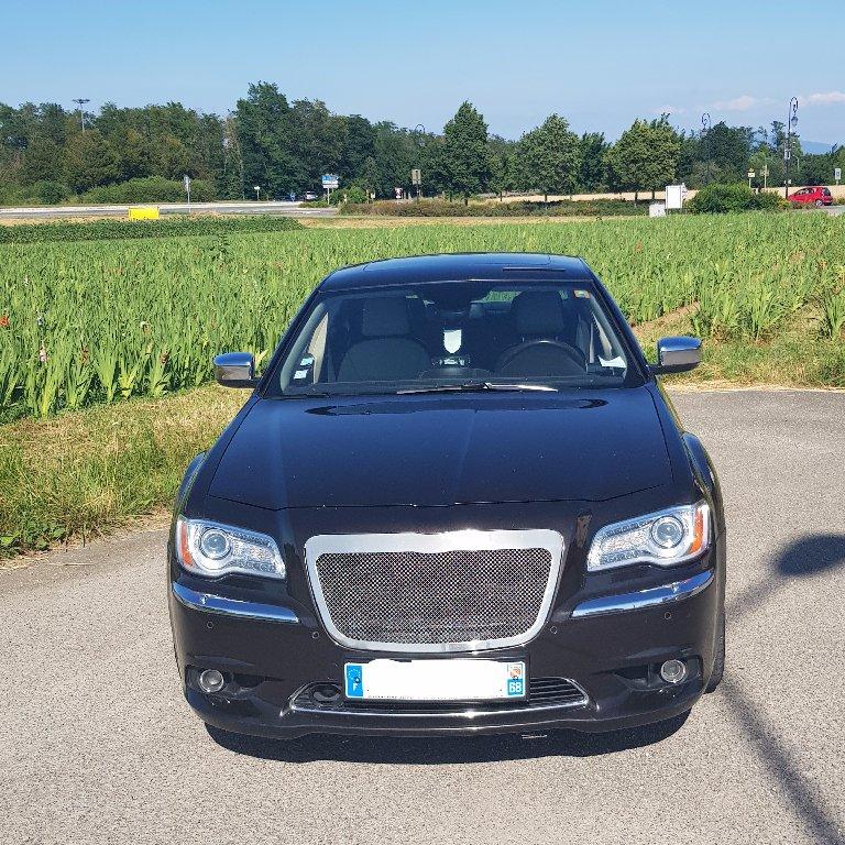 Taxi Mulhouse: Lancia