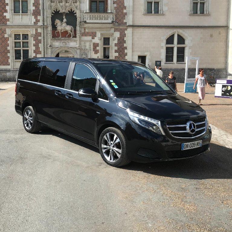 VTC Blois: Mercedes