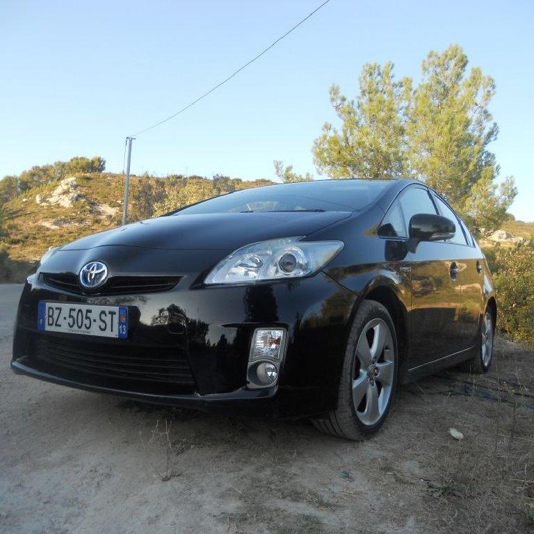 VTC Aix-en-Provence: Toyota