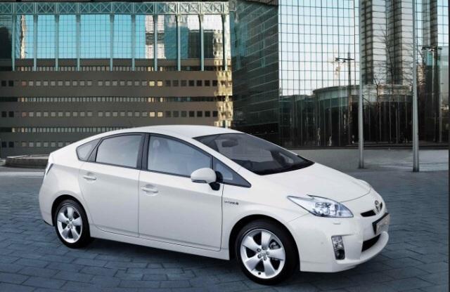 Taxi Saint-Germain-en-Laye: Toyota