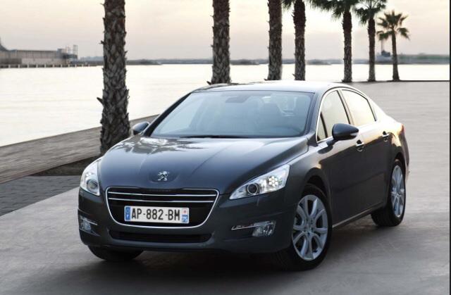 Taxi Saint-Germain-en-Laye: Peugeot