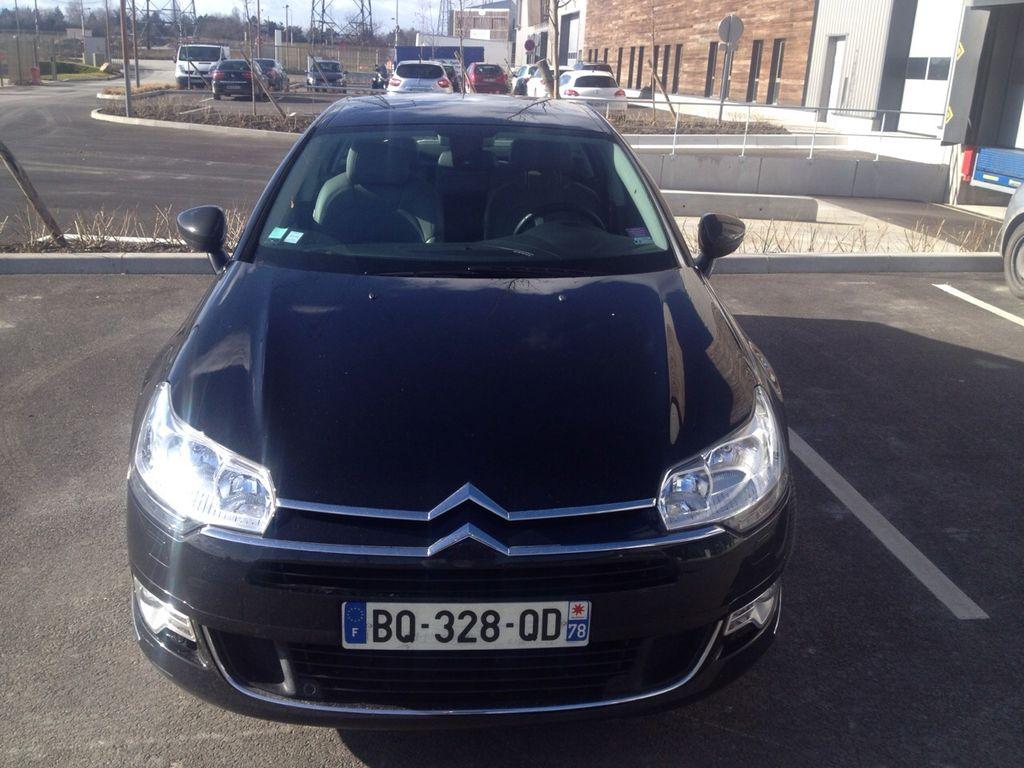 Taxi Saint-Germain-en-Laye: Citroën