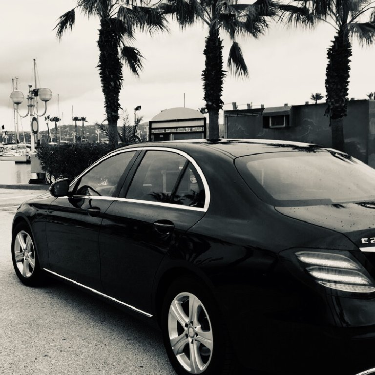 VTC La Croix-Valmer: Mercedes
