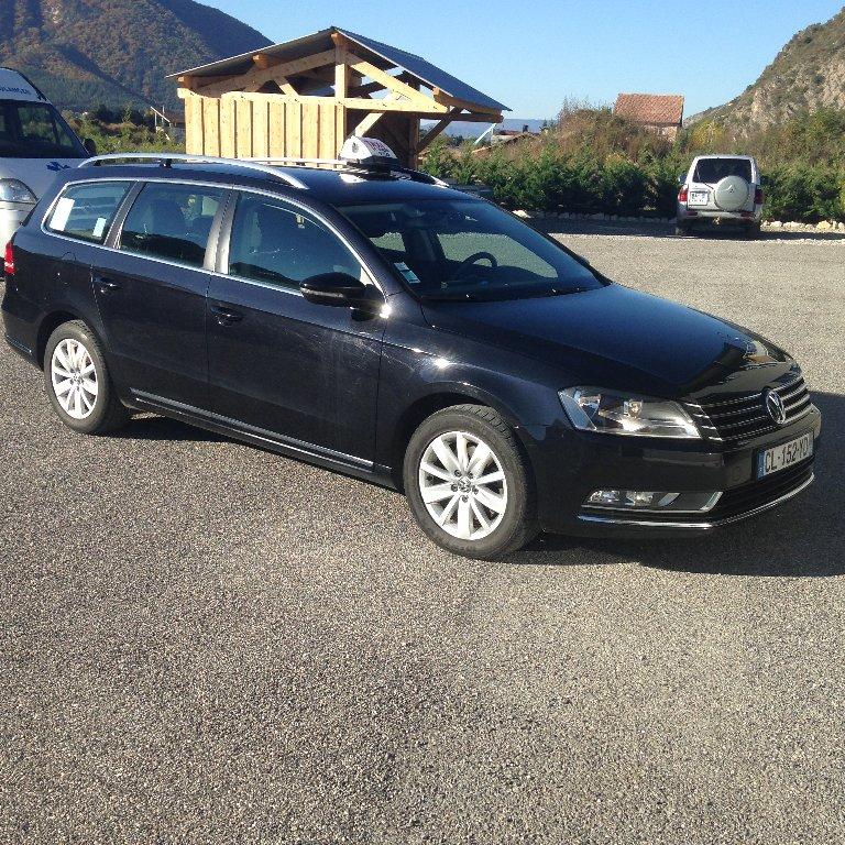 Taxi Veynes: Volkswagen