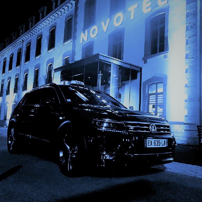Taxi Saint-Brieuc: Volkswagen