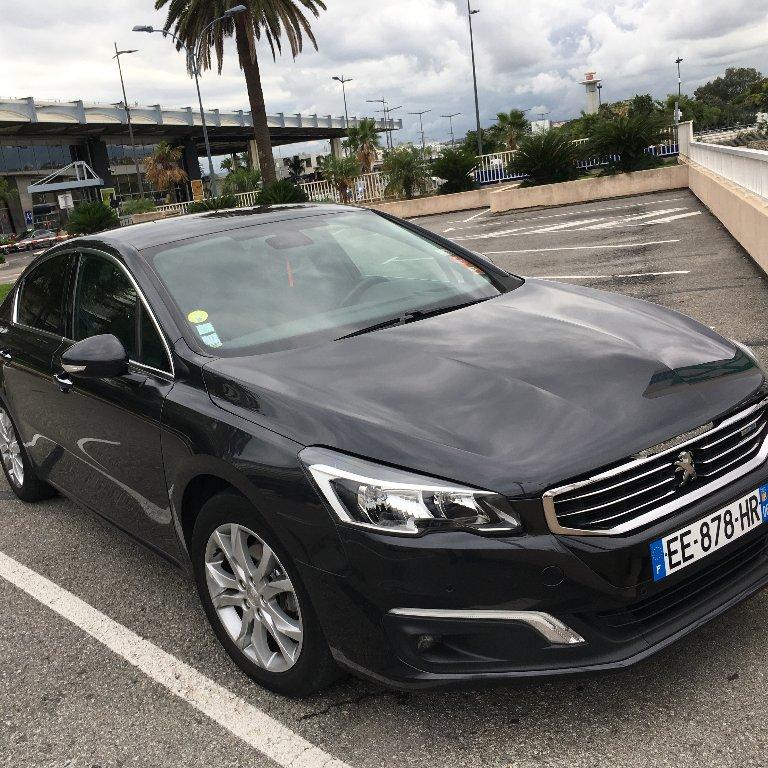 VTC Grasse: Peugeot