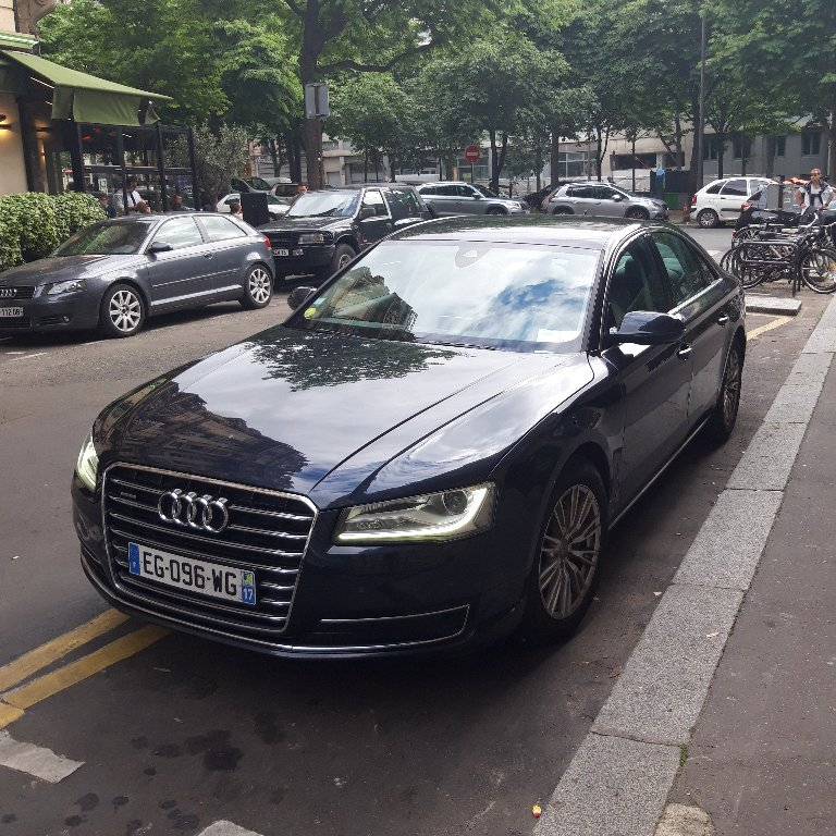 Taxi Vanves: Audi
