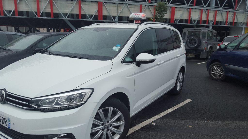 Taxi Hendaye: Volkswagen