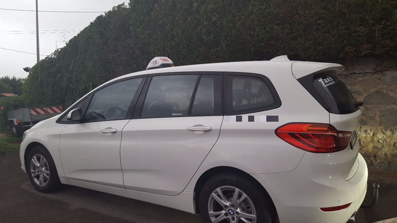 Taxi Hendaye: BMW