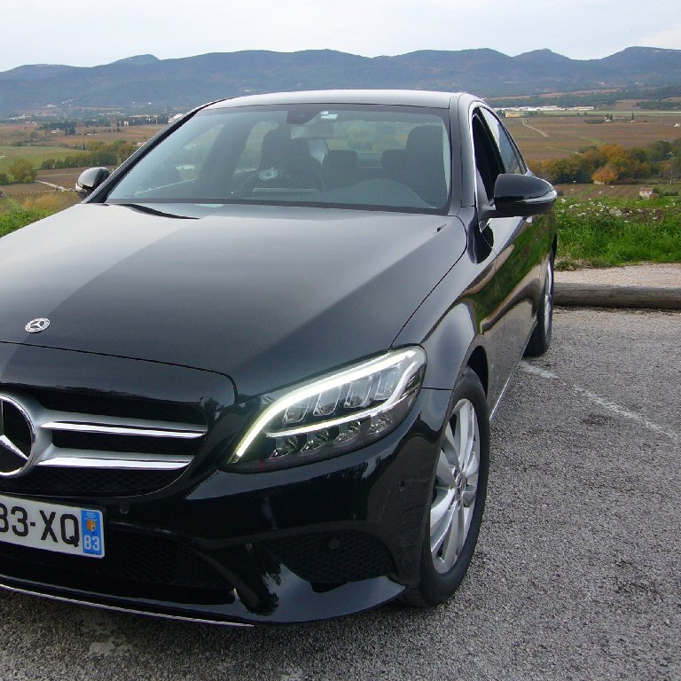 VTC Toulon: Mercedes