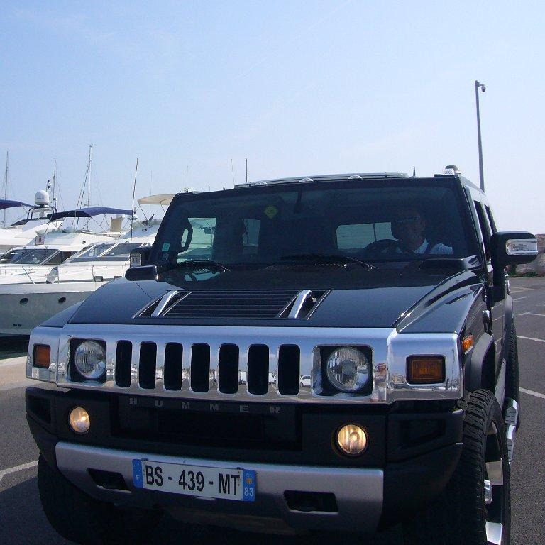 VTC Toulon: Hummer
