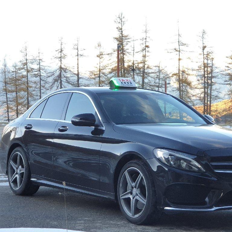 Taxi Vallouise: Mercedes
