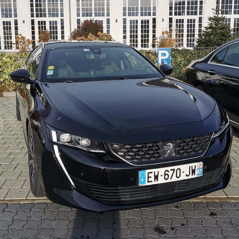 VTC Illkirch-Graffenstaden: Peugeot