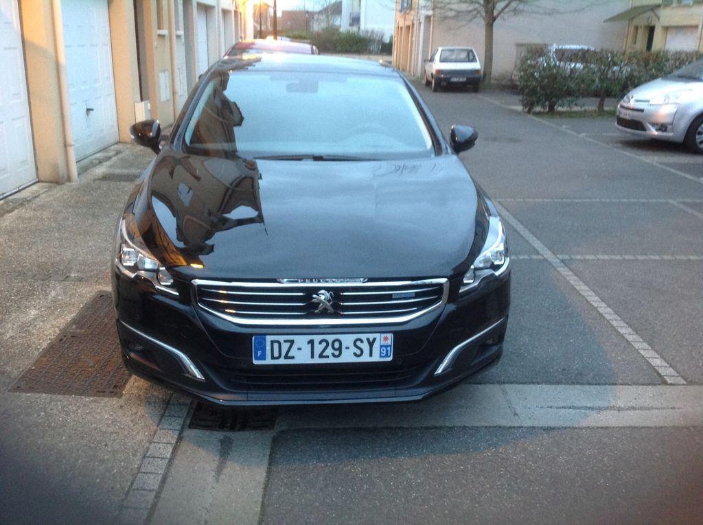 VTC Le Plessis-Pâté: Peugeot
