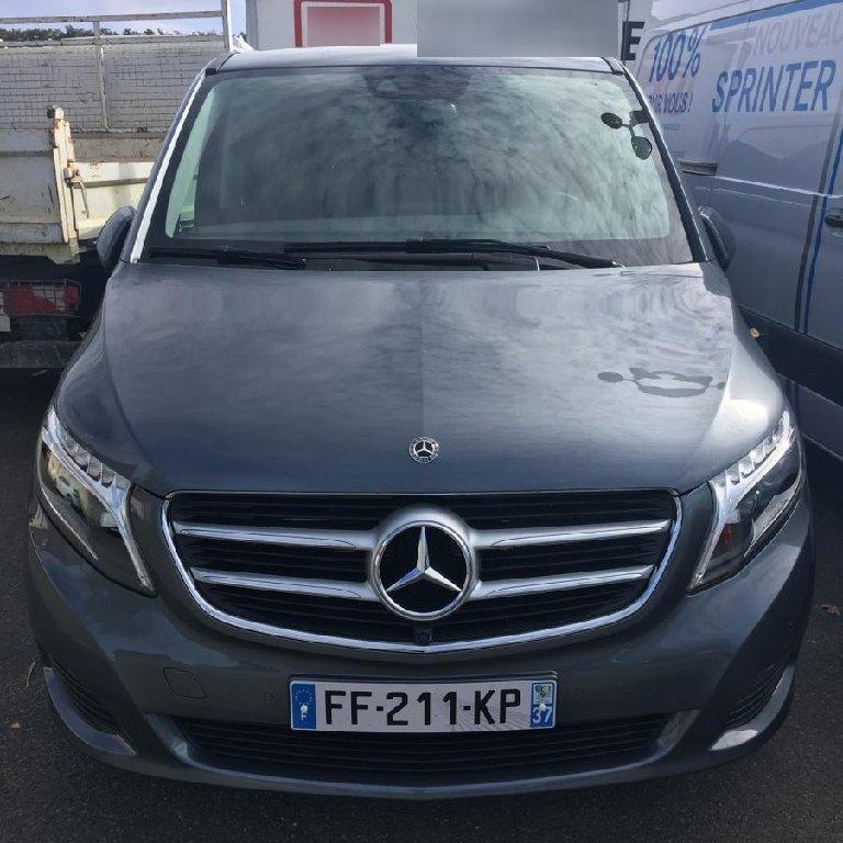VTC Bagnolet: Mercedes
