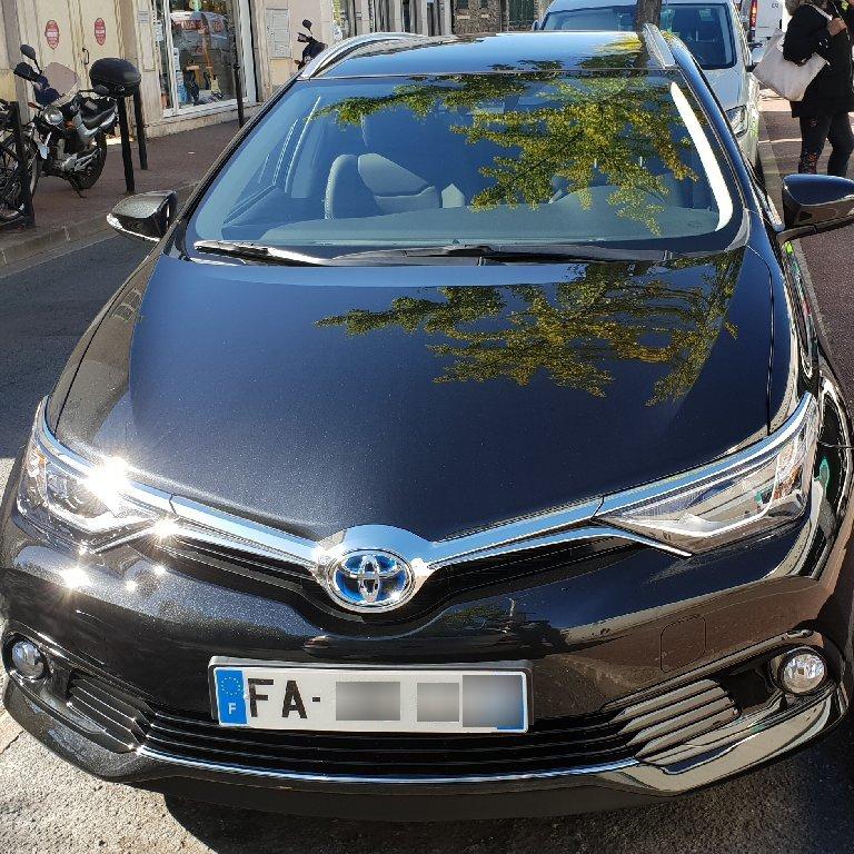 VTC Bagnolet: Toyota