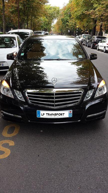 VTC La Garenne-Colombes: Mercedes