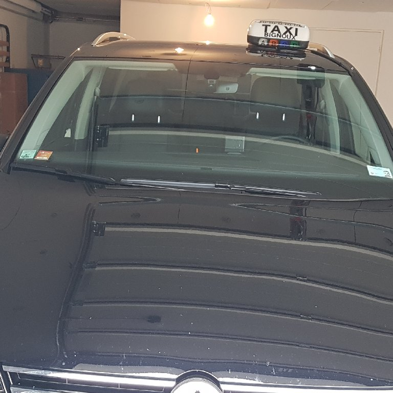 Taxi Bignoux: Volkswagen