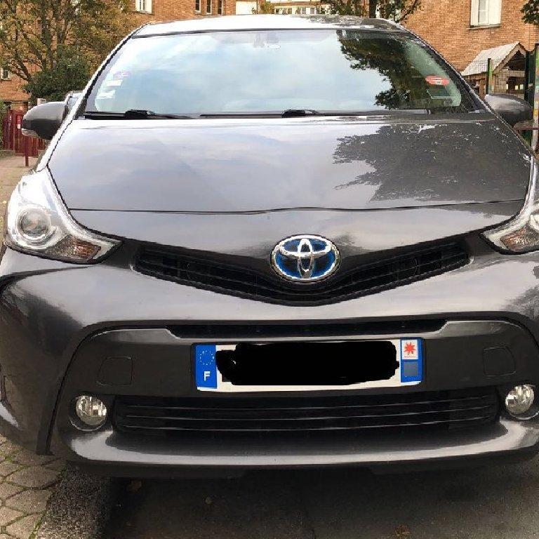 VTC Le Pré-Saint-Gervais: Toyota