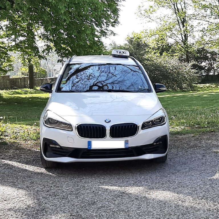 Taxi Dole: BMW