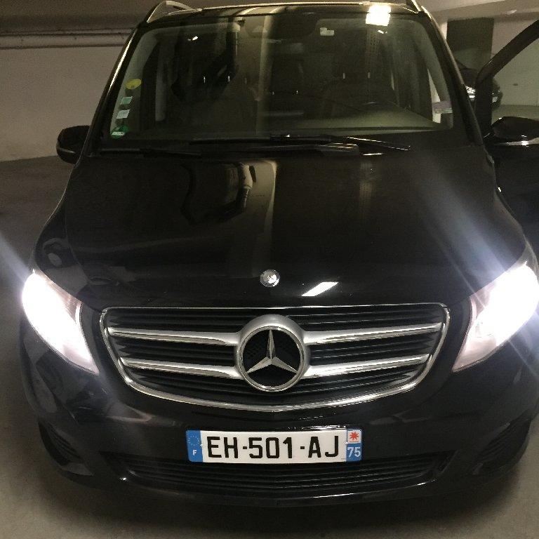 Taxi Berville: Mercedes