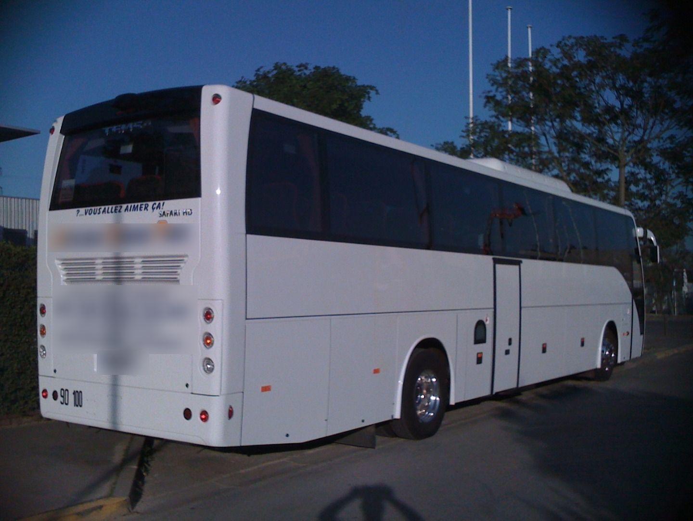 Coach provider Paris: Temsa