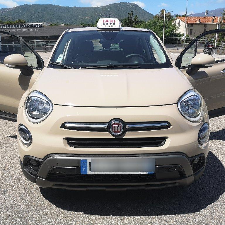 Taxi Pila-Canale: Fiat