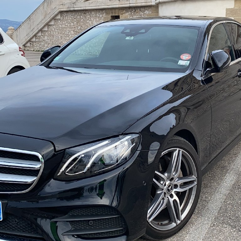 VTC La Valette-du-Var: Mercedes